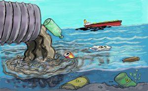چگونه آلودگی آب انسان ها را تحت تاثیر قرار می دهد؟