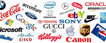 لوگوی تعدادی از معروفترین برندهای جهانی
