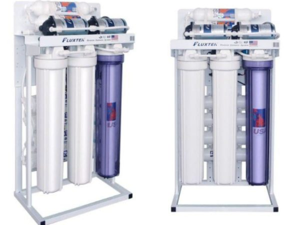 دیونایزر و آب مقطرگیر 400GPD فلاکستک