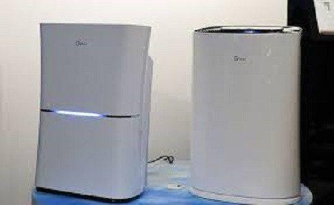 دستگاه های تصفیه هوا جی پلاس